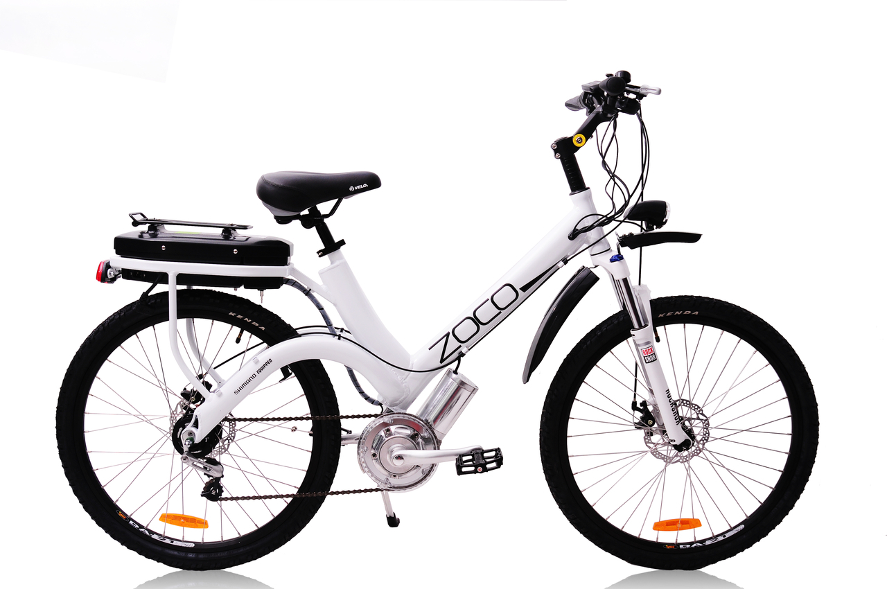 ZOCO ULTRA II 250W/ 500W Electric Bike NuVinci Optimized