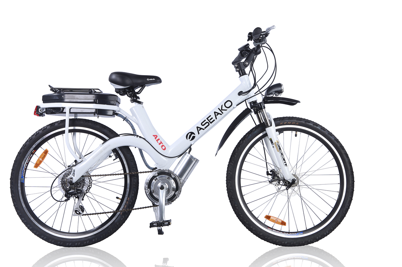 Aseako 250w Alto Electric Bike 02