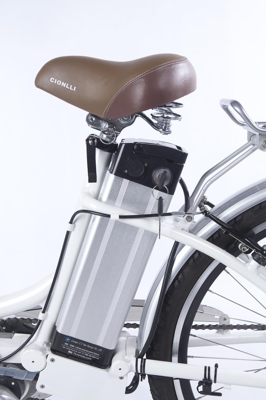 Cruiser Ebike Seat