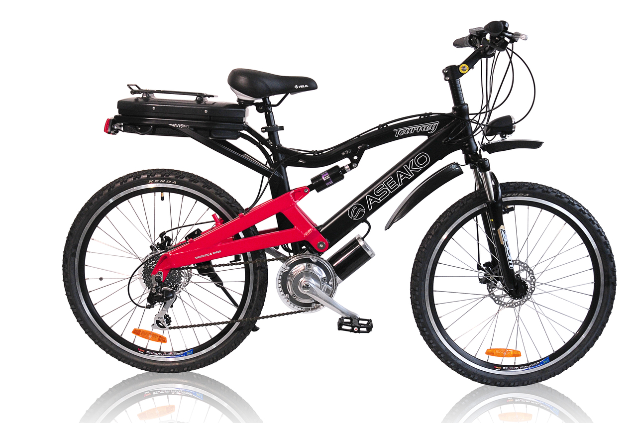 Aseako 250w Tourney Electric Bike For Men