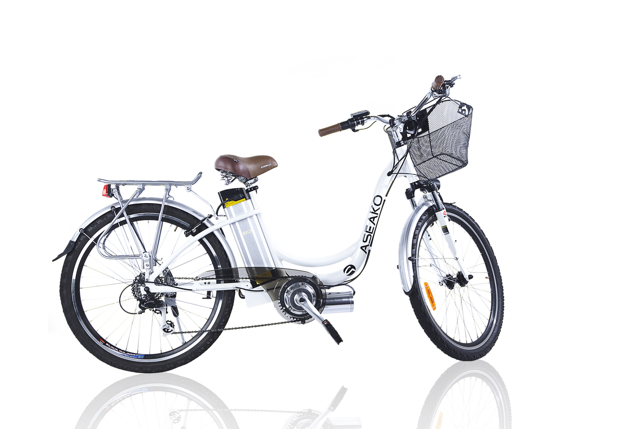 Electric Bicycle Conversion Blog Aseako
