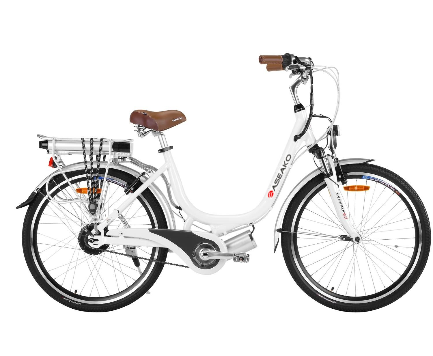 ASEAKO CRUISER II 250W ELECTRIC BIKE