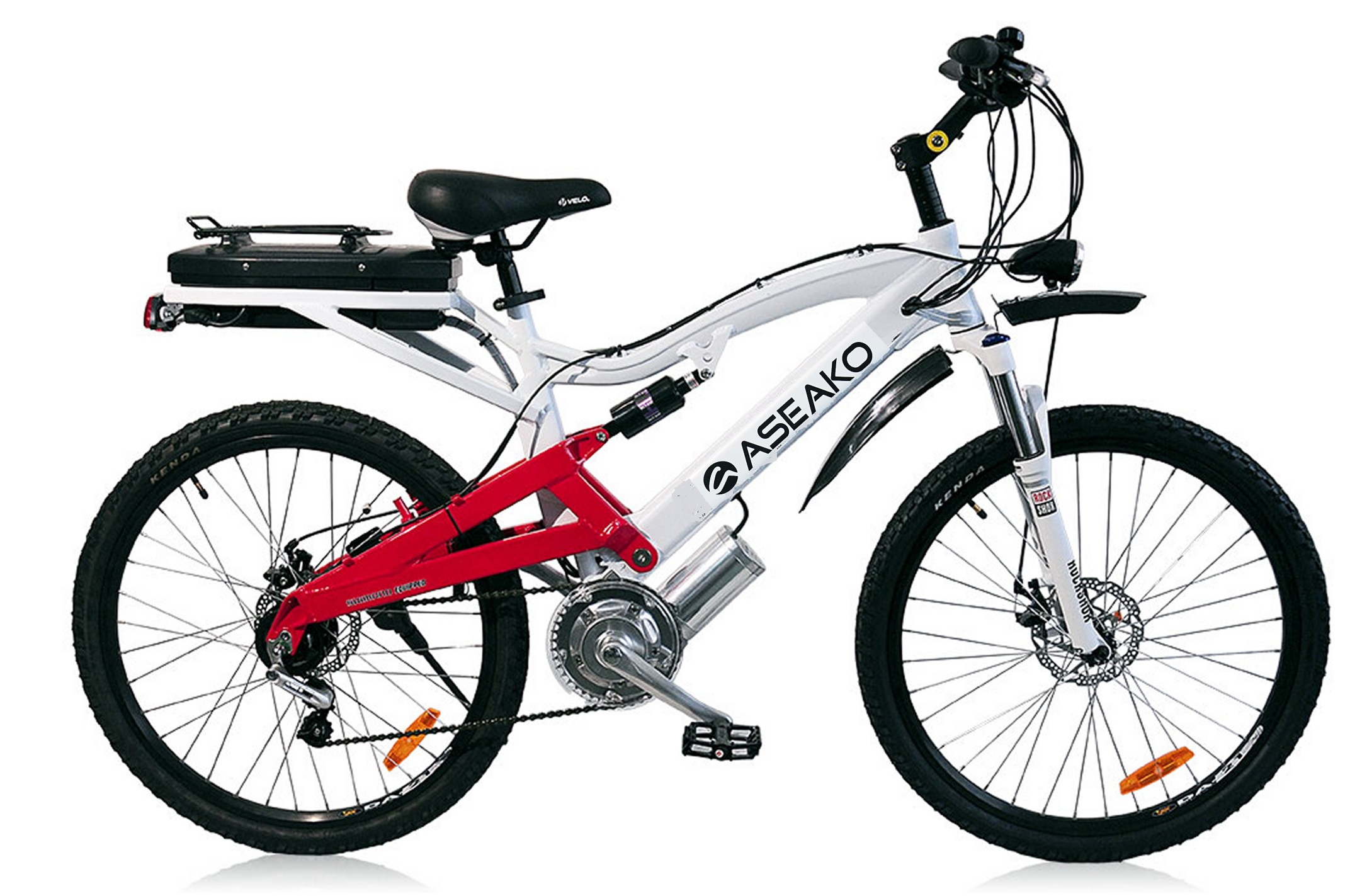 ASEAKO 250W ROSSA II ELECTRIC BIKE Nuvinci Optimised