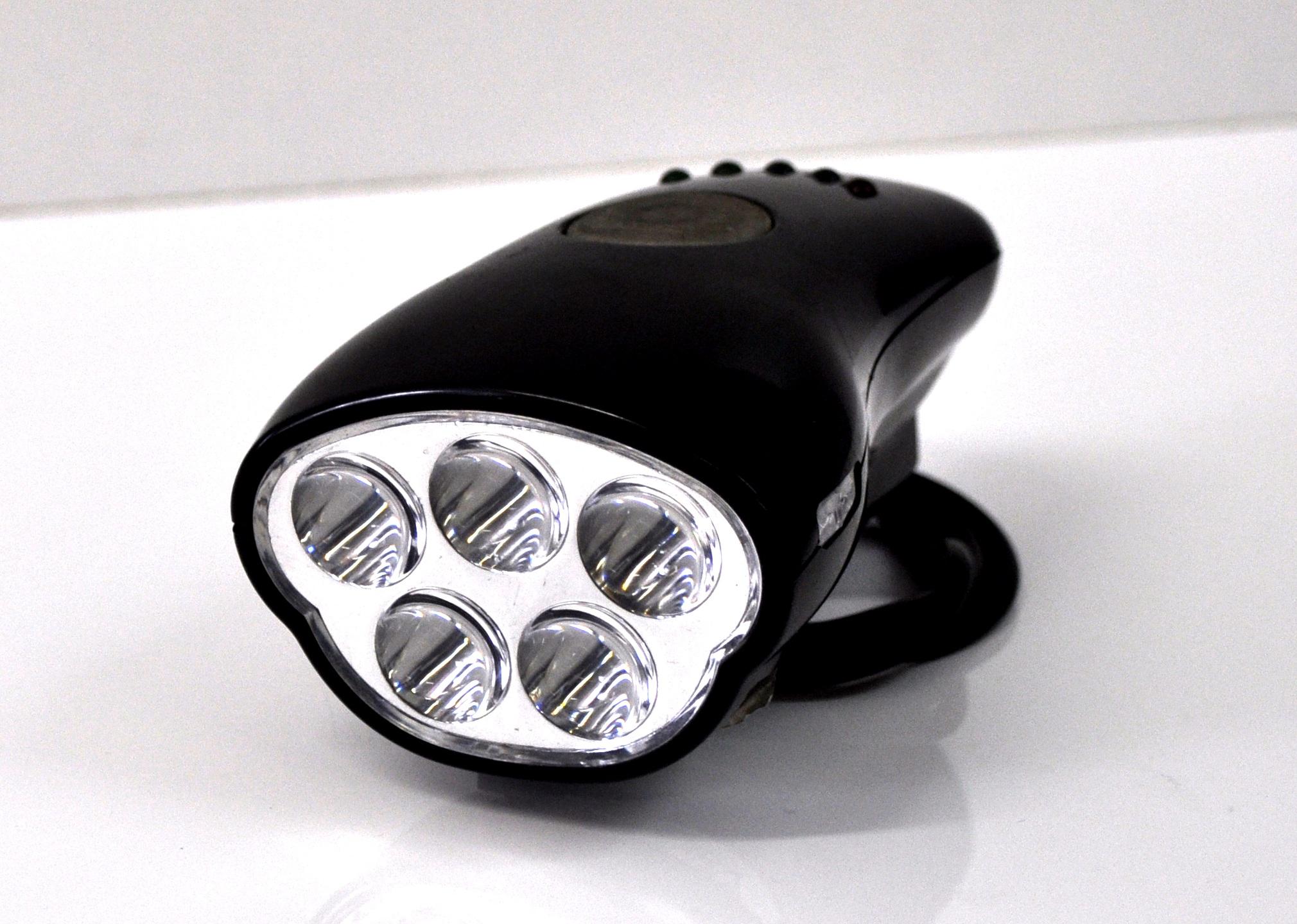 36v LED Combined Power Control & Front Light (Old Model Bikes)